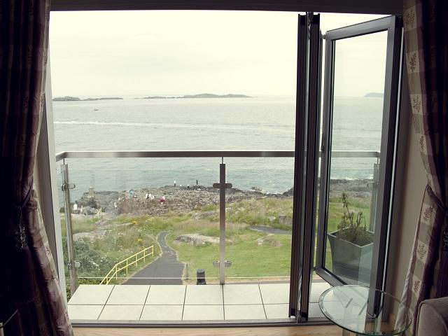 Carrig na rone 21 terrace view