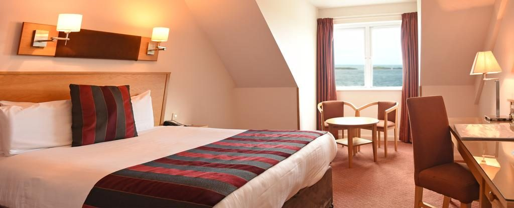 Portrush Atlantic Hotel - bedroom