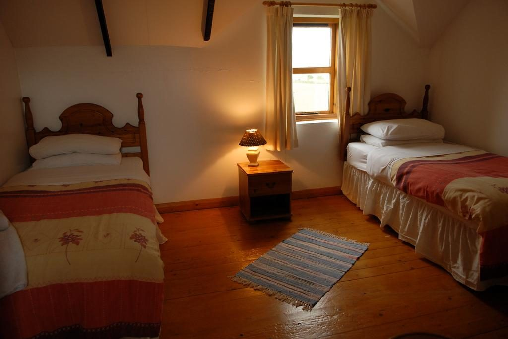 Ballylinny Holiday Cottages bedroom 3