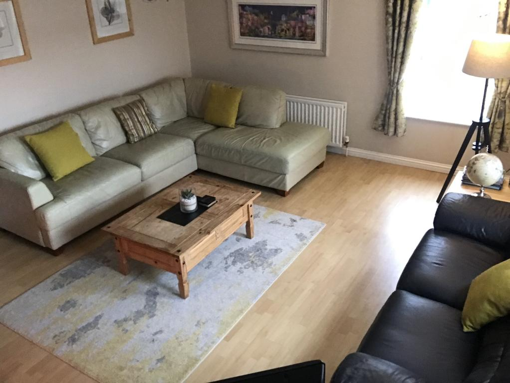 Causeway Holiday Homes seating area