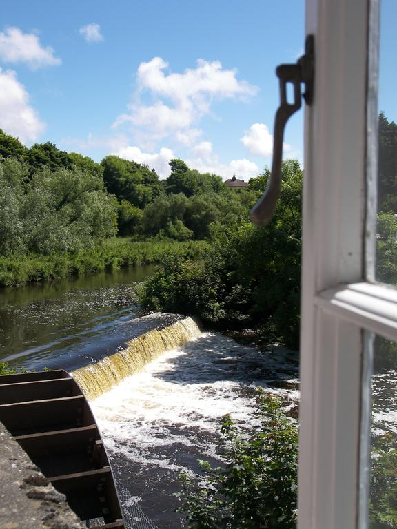 Kiln Wing, Old Corn Mill view from the window