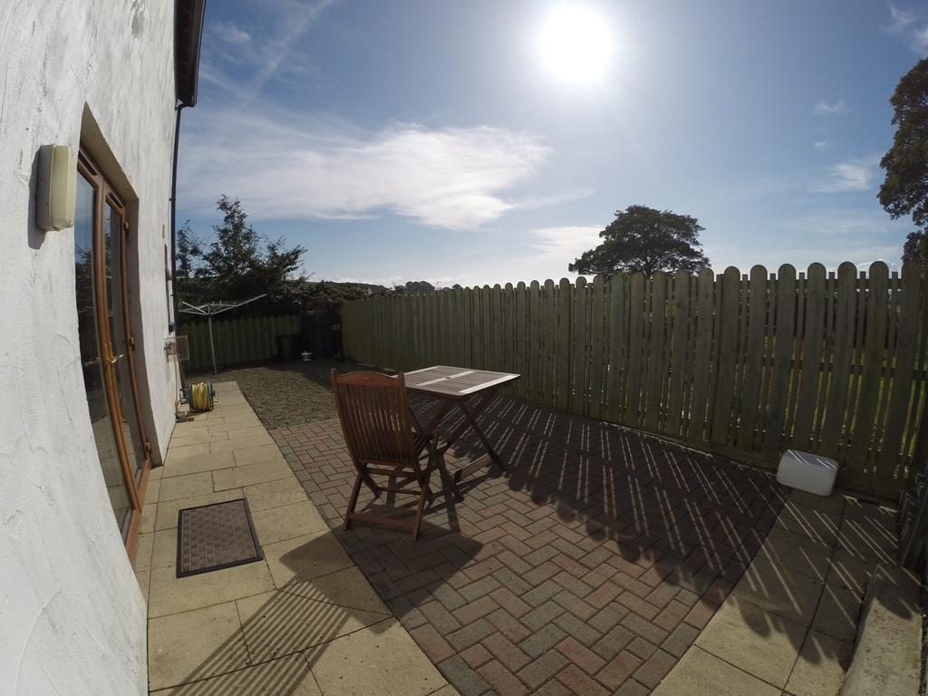 Self Catering Holiday Home - terrace