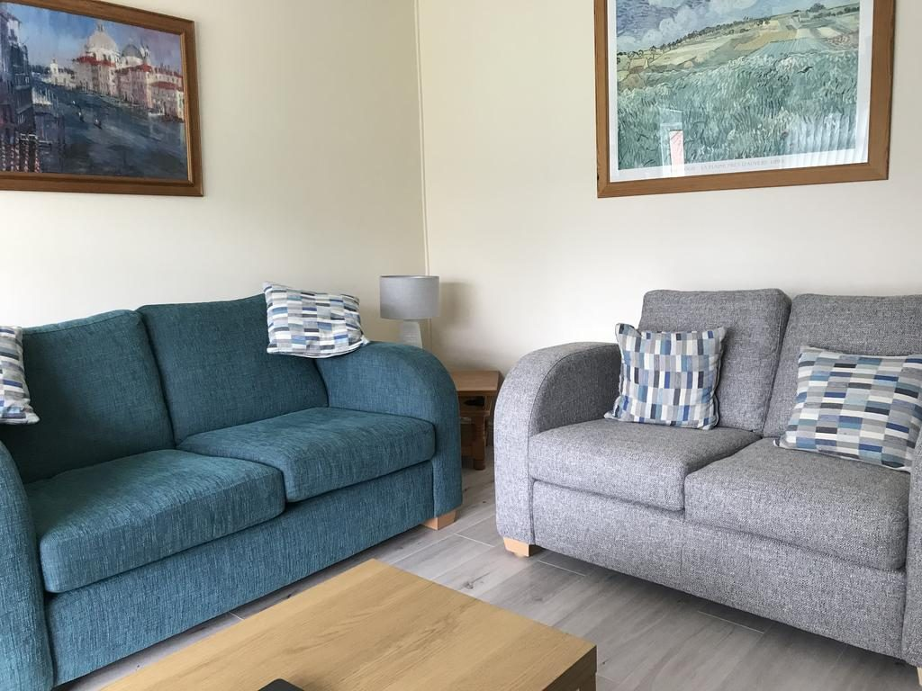 Suntana at Causeway Coast and Glens living room