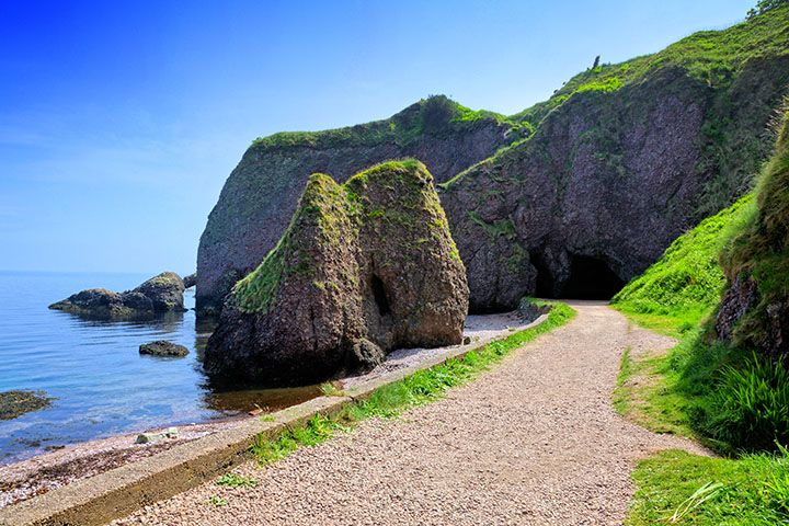 Cushendun-Caves-filming-location-of-game-of-tHRONES