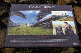 Fairhead Game of thrones Filming board