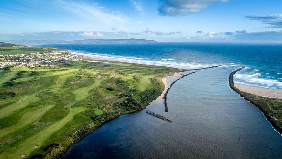 Castlerock-Golf-Course-view-over-the-bann-lookingout-onto-loch-foyle