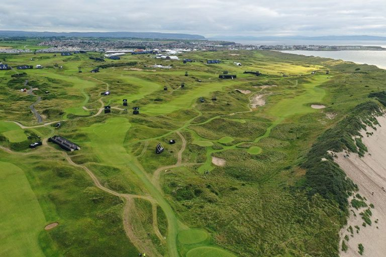 view-of-Royal-Portrusg-Golf-cub-from-the-east-compressor